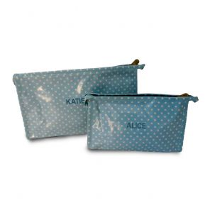 Personalised Waterproof Wash bag ideal gift | giraffe-shop.co.uk